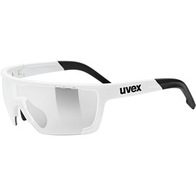 UVEX Sportstyle 707 Colorvision Sportsbriller, white/urban